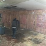 <b>The Gathering Place Renovation of First Wok, West Dover Vermont - December 2017<b>