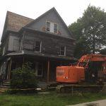 <b>Victorian Pre-Demolition Salvage, Bellows Falls Vermont July 2017<b>