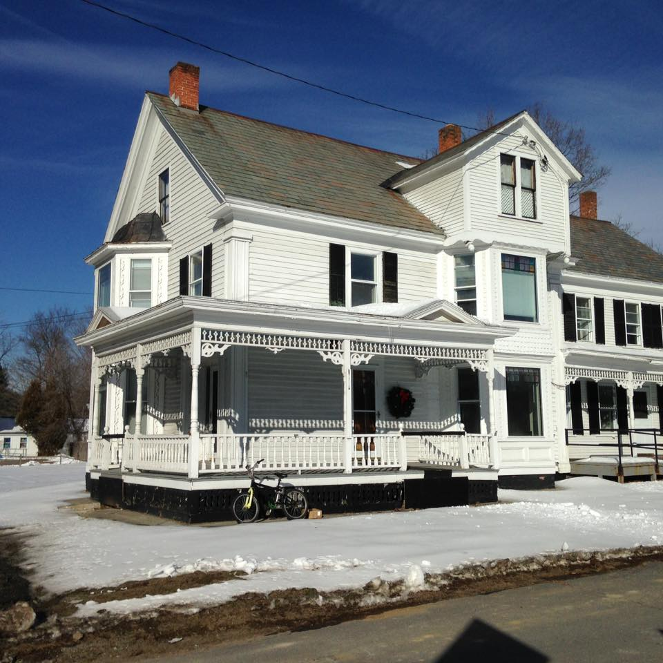 <b>Victorian Lady, Chester Vermont - March 2016<b>