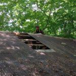<b>Collapsing Barn, Ludlow Vermont May 2016<b>