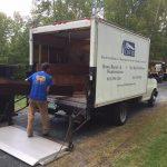<b>Small Cabin Removal, Hanover (Lyme), New Hampshire - July 2017<b>
