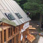 <b>Custom Cedar-Sided Home, Woodstock Vermont - May 2017<b>
